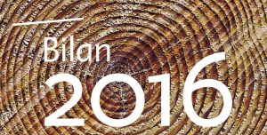 Juillet 2017 – Bilan 2016