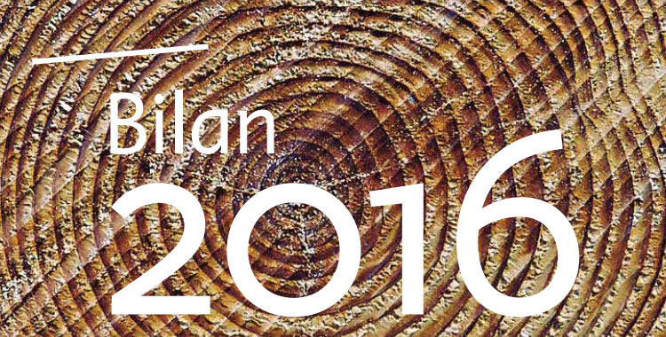 Juillet 2017 – Bilan 2016 de l'élaboration du SCoT