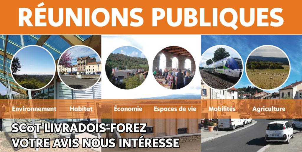 Novembre 2018 – Réunions publiques